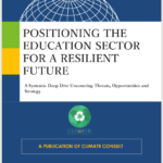 Positioning the Education Sector for a Resilient Future: A Systemic Deep Dive
